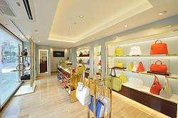 フルラ青山本店が新コンセプトショップにリニューアル