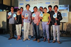 阪急とルミネ提案の新しいクールビズファッション 石田純一ら披露
