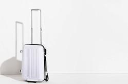 プリーツプリーズ イッセイミヤケ初のスーツケース発表