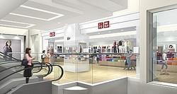 ユニクロが東西に1000坪級の超大型店オープン