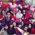 佐藤ありさのパーティーに超豪華な参加者 波瑠、桐谷美玲、武井咲ら