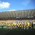ユアテックスタジアム仙台【写真:Getty Images】