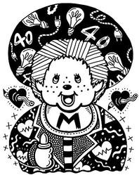 モンチッチ生誕40周年 バースデー展が渋谷で開催