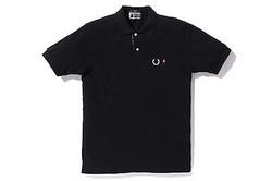 60周年フレッドペリーがBAPE®とタッグ 両ロゴ入りポロシャツ発売