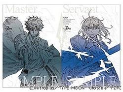 TVアニメ『Fate/Zero』、BD-BOX I 早期予約特典ポスターのデザインを紹介