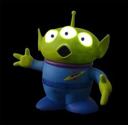 「エイリアン ジャイアントスピーカー」 (C)Disney/Pixar