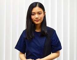 数々の映画やドラマで活躍する若手注目株・杉咲花