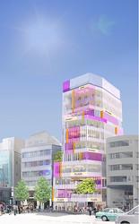 原宿のファッションビル「b6」跡地に新商業施設 15年春開業