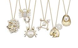 ホリデー祝うコミカルな12星座 Diorから12月発売