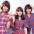 Negiccoのメンバー(左から)Kaede、Nao☆、Megu
