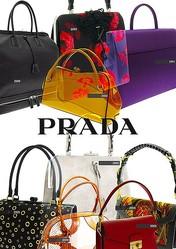 スキャパレリ&プラダ展開催で過去の名作バッグ復刻 NY限定