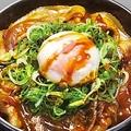 リーズナブルな価格で最高級のベジョータが食べられる「イベリコ豚丼」(432円)。噛むと肉汁と溶けた脂が混じり、味わい深い