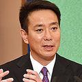 前原誠司・元民主党代表は「民主党の単独再建は難しい」と語る。(写真=AFLO)