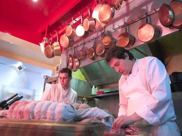 三ツ星レストランのシェフが集う人気レストランのシェフがグランド ハイアット 東京に来日