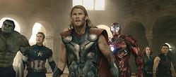 『アベンジャーズ/エイジ・オブ・ウルトロン』(C)Marvel 2015