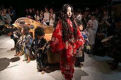 リトゥンアフターワーズがファッションを紐解く物語「天空の織姫」プロローグ発表