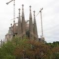 日本人に人気がある観光スポットランキング 1位はスペインのサグラダ・ファミリア教会