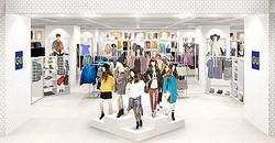世界最大「ユニクロ上海店」9月オープン決定 GU海外初出店