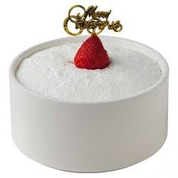 ケーキソルビンシリーズ第2弾「いちごケーキソルビン」(1700円予定)は11月11日(金)から12月25日(日)まで数量限定で発売
