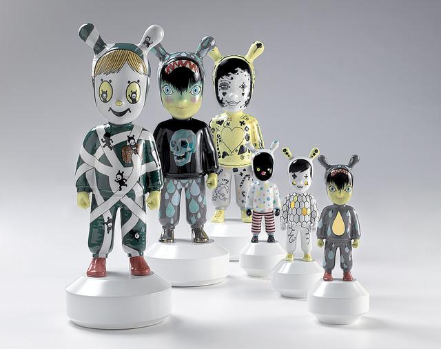 気鋭のアーティスト、ハイメ・アジョンが指揮リヤドロの新コレクション『ザ・ゲスト』が登場!