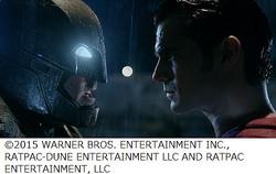 """衝撃予告""""悪のスーパーマン""""、敵対するバットマンのマスクを…。"""