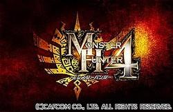 カプコン、3DS向けに『モンスターハンター4』を2013年春にリリース