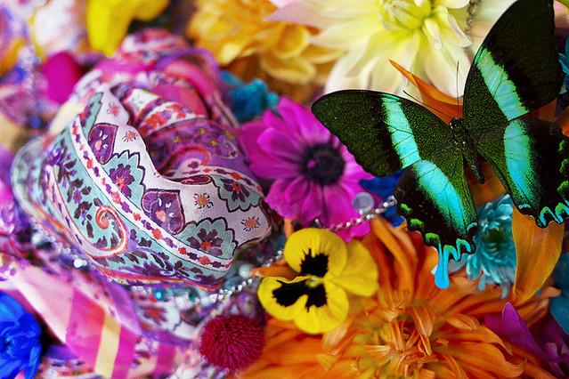 蜷川実花とのコラボレーションによるエトロ 2013SS コレクションの期間限定スペシャルストアをオープン