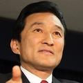 東京を「経営」したい、と渡邉氏(2013年5月撮影)