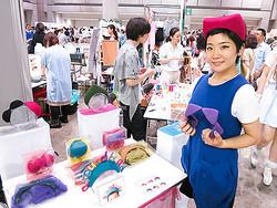 約2千ブース出店 クリエイターの祭典「ハンドメイドinジャパンフェス」開幕