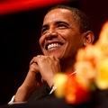 オバマ大統領、レストランの行列に並ばず。(画像はtwitter.com/BarackObamaより)