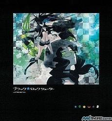 『ブラック★ロックシューター』キャラクター原案hukeの描き下ろしビジュアル完成版が解禁