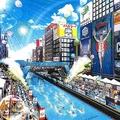運河を水泳プールに:ロンドンと道頓堀の計画