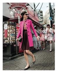 J.Crewスタイルブックの舞台は東京  ロリータや舞妓が登場