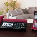 家の電話をスマホと連携できるFAX「KX-PD102」