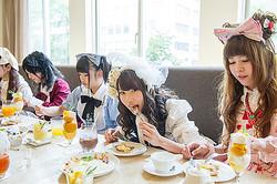 札幌でロリータとカワイイのお祭り 観光事業の一環