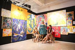 ファッションは生き物?変化していく展覧会「絶命展」渋谷で開幕