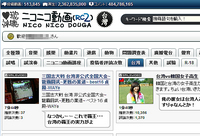 ニコニコ動画台湾