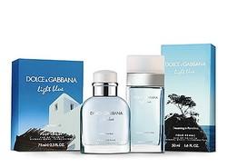 DOLCE&GABBANA「ライトブルー」から新しい香水 イメージは伊の安息地