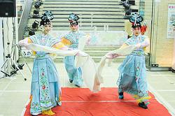 「新宿は多様性の街」ファッションとパフォーマンスの祭典が開幕