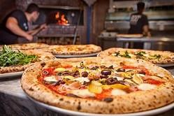 ルミネがロサンゼルス発のナポリタンピザレストラン「800Degrees Neapolitan Pizzeria」と独占契約締結、2016年春に1号店をオープンへ