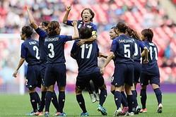 なでしこ、女子サッカー史上初のメダルが確定…激戦の末フランスを下し決勝進出