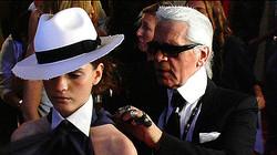 パス ザ バトンが映画「ファッションを創る男〜カール・ラガーフェルド」とコラボ