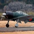 零戦が70年ぶりに千葉の空を飛行へ「レッドブル・エアレース」で