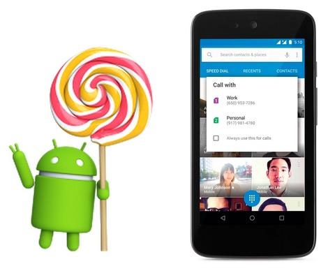 Google、Nexusシリーズのスマホやタブレットに最新バージョンのAndroid 5.1 Lollipopを提供開始!安定性向上およびWi-Fi・Bluetooth切替の簡易化などでより使いやすく