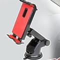 車のダッシュボードにスマホやタブレットを設置できる伸縮アーム