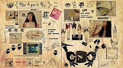 【動画】Aquviiが新プロジェクト 商品イメージを″TV″映像に