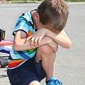 子供の事故が起こりやすい5つのポイント ベッドからの落下など