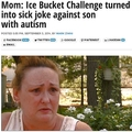 息子の酷いいじめを告白した母ダイアンさん(画像はfox8.comのスクリーンショット)