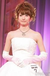 笹崎里菜さん(東洋英和女学院大学1年)