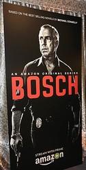 現在は第3シーズンを撮影中の「BOSCH/ボッシュ」  - Rachel Murray / Getty Images for Amazon Studios